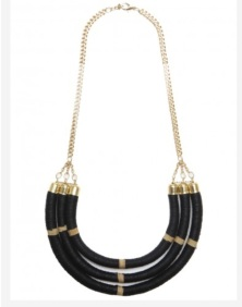 Goddess Bib Necklace