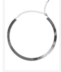 Crescent Collar Necklace
