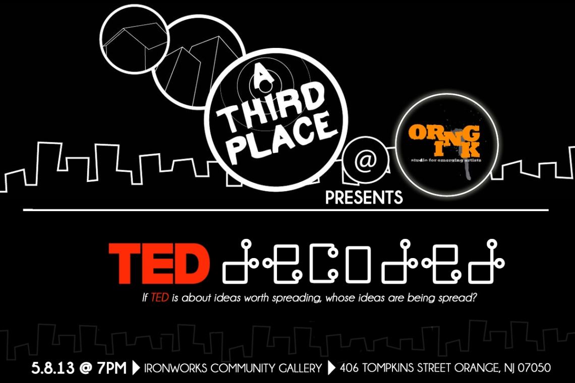 TED Decoded @ ORNG Ink!
