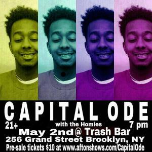 Capital Ode Live at Trash Bar!