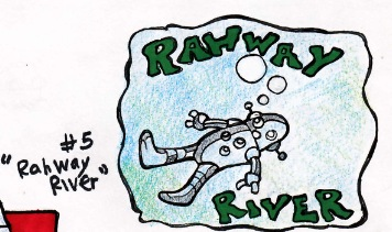 rahway river illustration: gamal jones