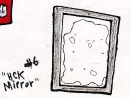 HCK mirror illustration: gamal jones