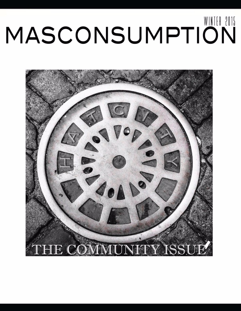 WINTER 2015: THE COMMUNITY ISSUE