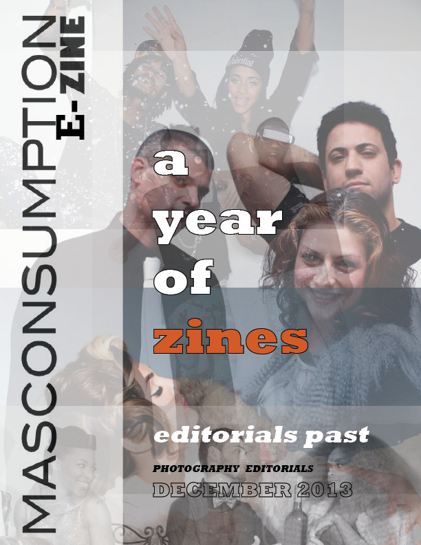 a year of zines