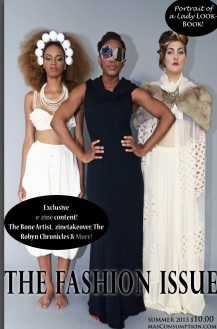 Summer 2013 The Fashion Issue