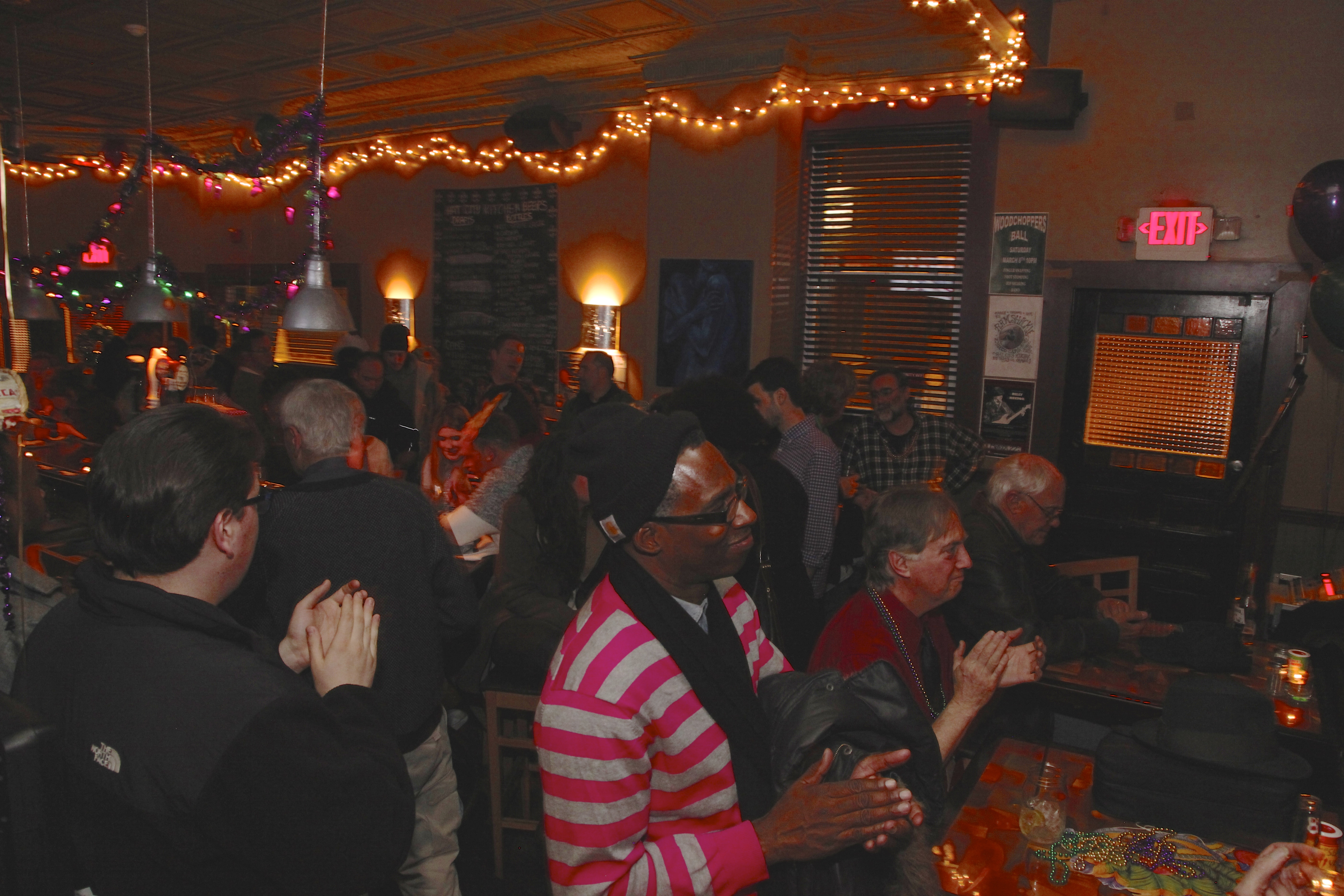 mardi gras party @ hat city kitchen! – masconsumption media