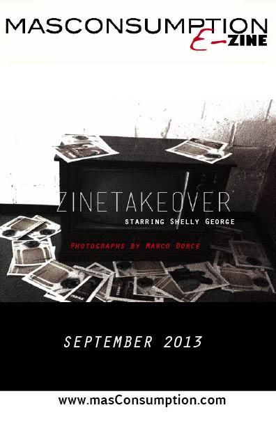 September 2013 e-zine zineTAKEOVER