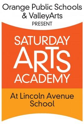 Orange Public Schools & ValleyArts presents Saturday Arts Academy @ Lincoln Avenue School
