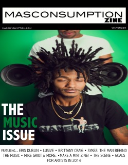 WINTER 2014 THE MUSIC ISSUE