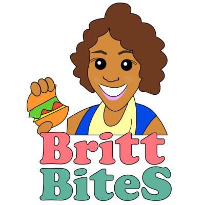 britt bites logo