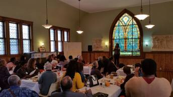 100 Year House: A Housing Justice Conference at The HUUB 2016