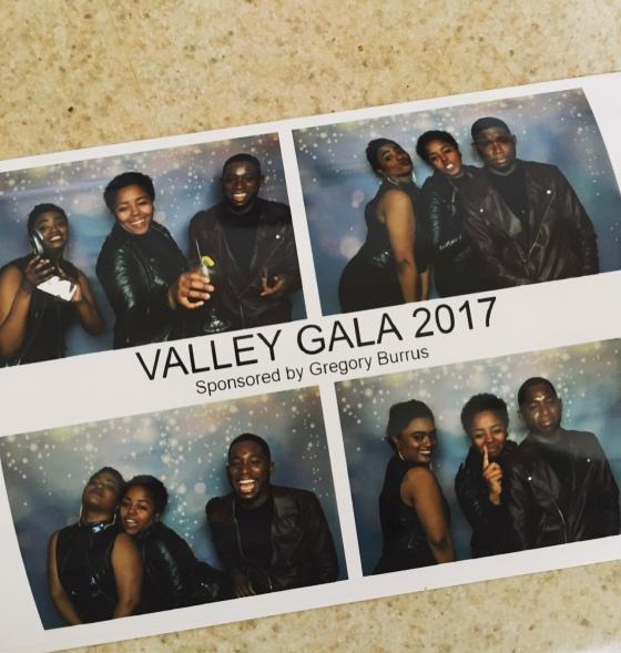 P.P.G. @ 3rd Annual Valley Gala