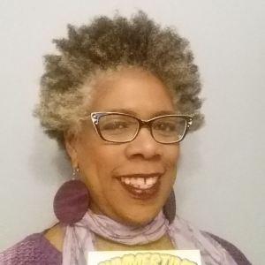 Author, KP Carter