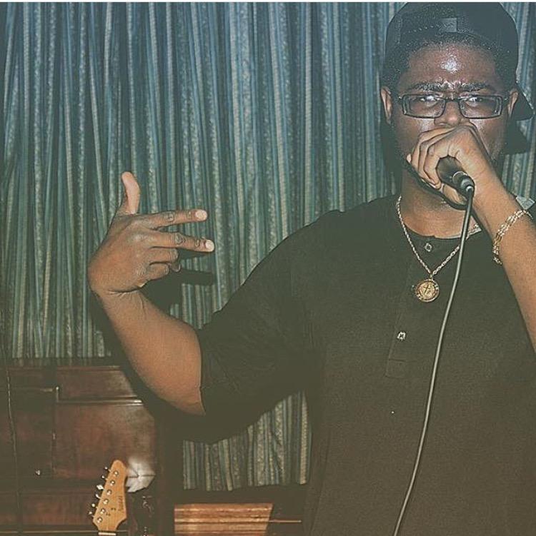 Sykez performing at #DDTM4